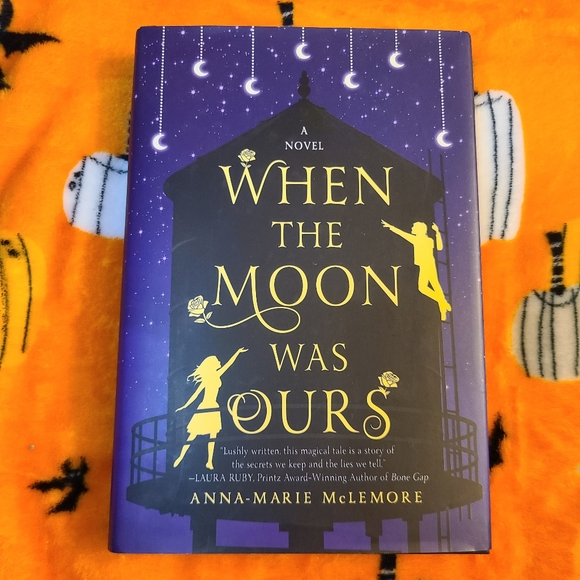 BOGO When thr Moon Was Ours Book